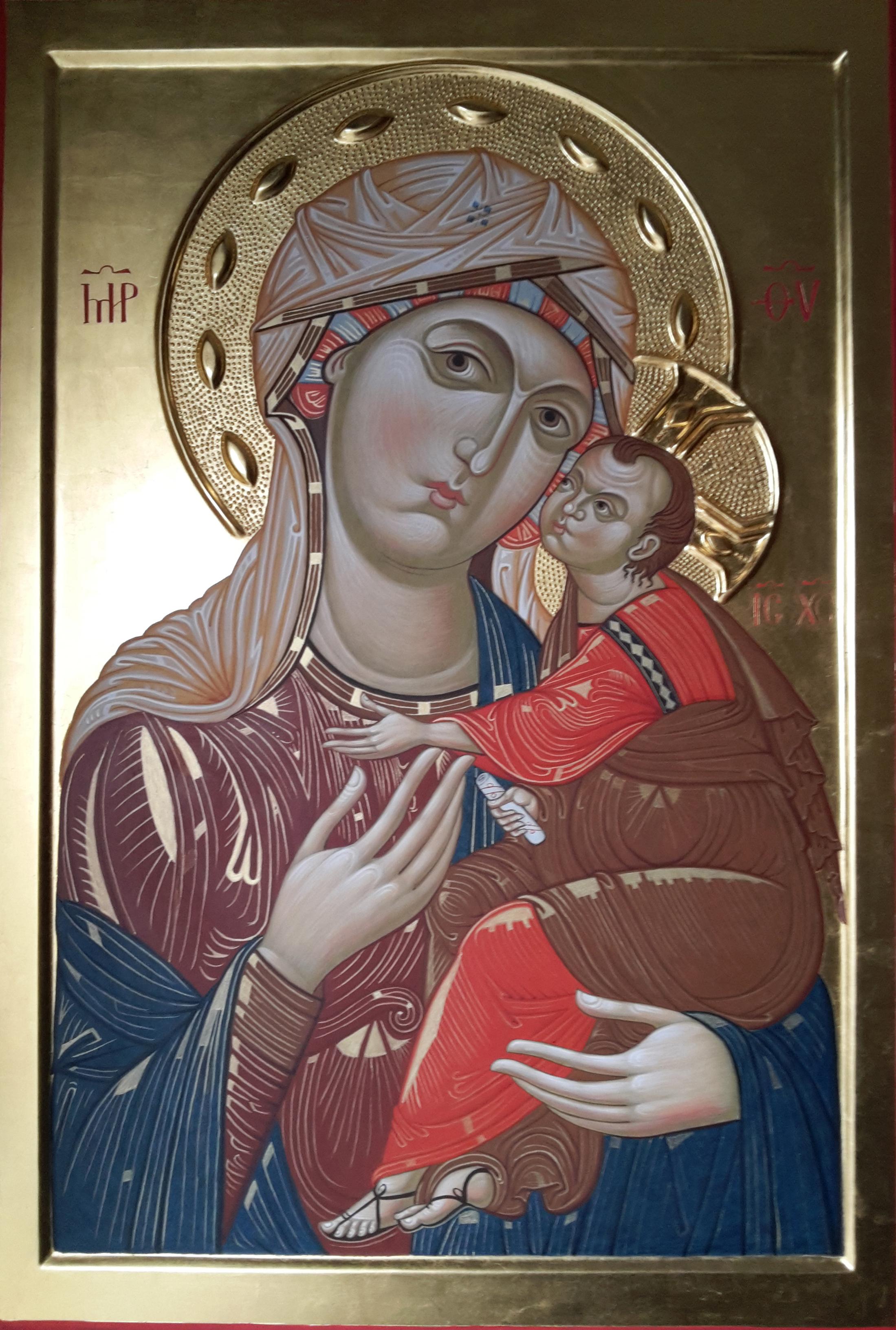 La Madonna del Mantellini